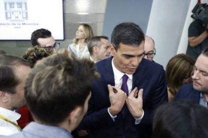 Pedro Sánchez solo permite preguntar a periodistas 'familiarizados' con el PSOE
