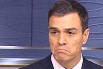 ¿A cuantos más tienen que romper la nariz, para que Pedro Sánchez deje de estar de perfil en Cataluña?