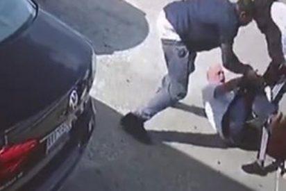 Trató de evitar que le robaran un bolso con 75 mil dólares y la atropellaron dejándolo en estado crítico