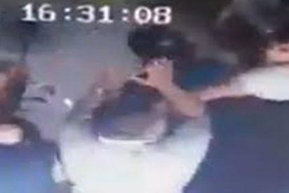 Familiares del agresor de los guardias explican el motivo real de esta pelea que se hizo viral