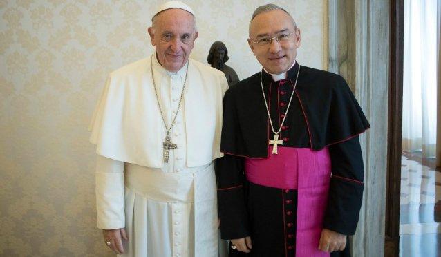 El venezolano Edgar Peña Parra, nuevo sustituto de la Secretaría de Estado vaticano