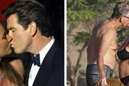 Pierce Brosnan y su esposa celebran 25 años juntos: sus fotos te harán creer en el amor