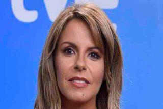 La presentadora de TVE Pilar García Muñiz se queda viuda a los 44 años