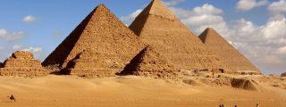 Descubren otro asombroso secreto que escondía la Gran Pirámide de Giza