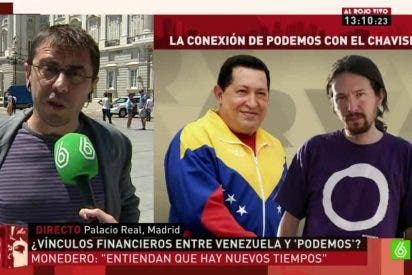 Podemos y los 'progres' de la izquierda caviar española son compleces de la tortura en Venezuela