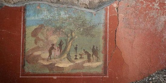 Estos son los últimos y más sorprendentes tesoros descubiertos en Pompeya
