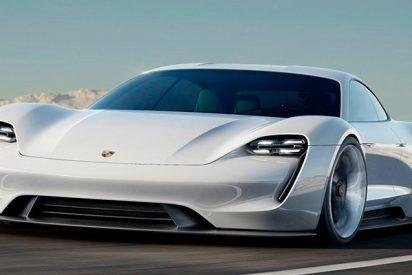 """Descubre el impresionante """"Taycan"""" el primer coche eléctrico de Porsche"""