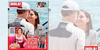 Del verano diferente de la Reina Letizia al amor de Agatha Ruiz de la Prada o Cayetano y Eva