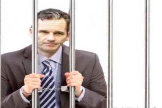 Iñaki Urdangarin pide en la cárcel su primer permiso de 7 días tras cumplir la cuarta parte de su condena