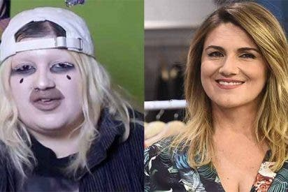 'Soy una pringada' ataca sin contemplaciones a la 'exgordita' Carlota Corredera