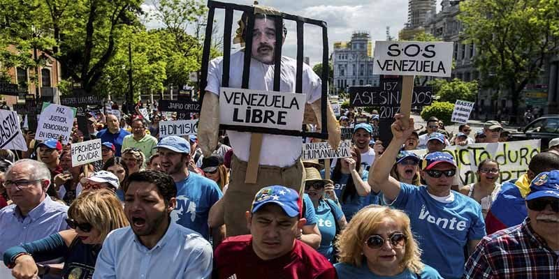 Madrid se ha convertido en la 'meca' de las inversiones inmobiliarias para los millonarios venezolanos