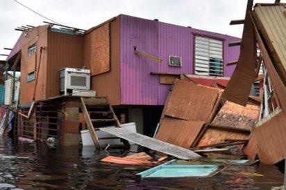 Puerto Rico totalmente destruido tras el paso del mortal huracán María