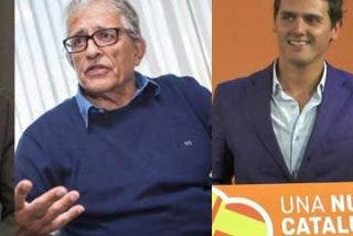 """Ofensiva nacionalista y podemita contra Ciudadanos: Puigdemont los llama """"extrema derecha"""" y Cotarelo propone ilegalizarlos"""