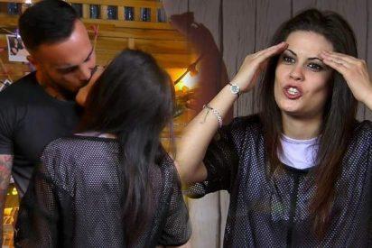 'First Dates': A la chica le da un calentón de aupa al ver al cachas monitor de gimnasio que le toca de cita