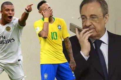 Las 5 razones por las que el Real Madrid debería fichar antes a Mbappé que a Neymar