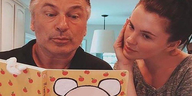 El cabreo de Alec Baldwin con su hija Ireland por una provocativa foto que publicó en las redes sociales