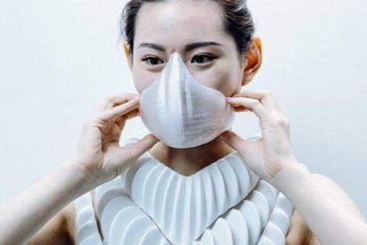 Con este traje anfibio podrás respirar bajo el agua