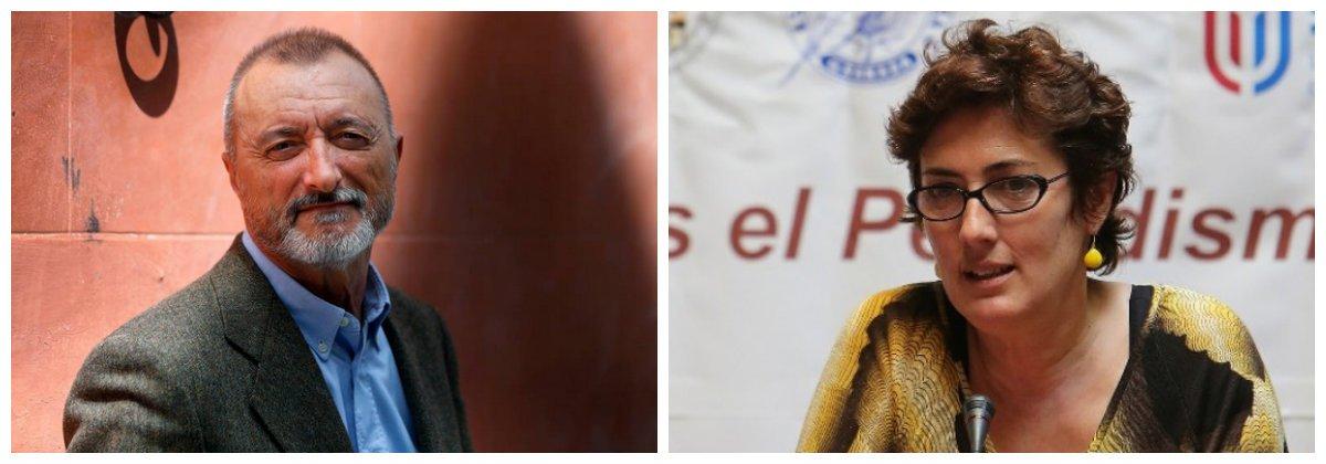 "Arturo Pérez-Reverte se harta de que el Huffington Post le use como comodín: ""Gánense el jornal honradamente"""