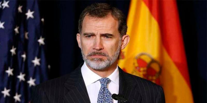 VOX denuncia ante la Fiscalía a los autores de las pancartas contra Felipe VI