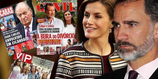El Rey Felipe VI y la Reina Letiza están al borde del divorcio...