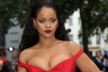 Foto: La terrible celulitis de Rihanna que 'shine bright like a diamond'