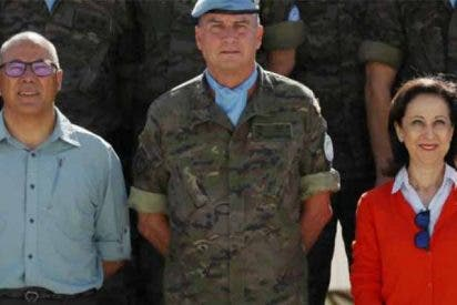 ¿Sabes por qué el currículum de la cúpula militar sonroja al secretario de Estado Ángel Olivares?
