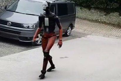 Este inquietante robot andante asusta a la Red