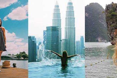 Womanword y la gran aventura asiática