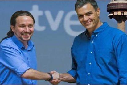 Pedro Sánchez y Pablo Iglesias lo han conseguido: TVE fulmina la Misa del domingo