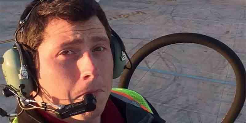 Quién era el hombre que robó un avión sin pasajeros del aeropuerto de Seattle y lo estrelló