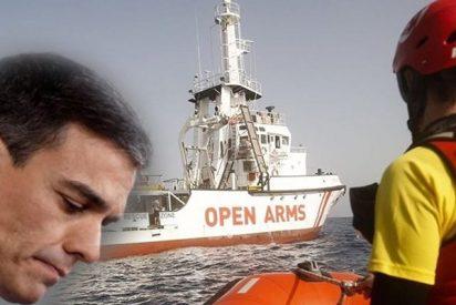 Sánchez sigue negando la evidencia: Llegan más inmigrantes a Cádiz