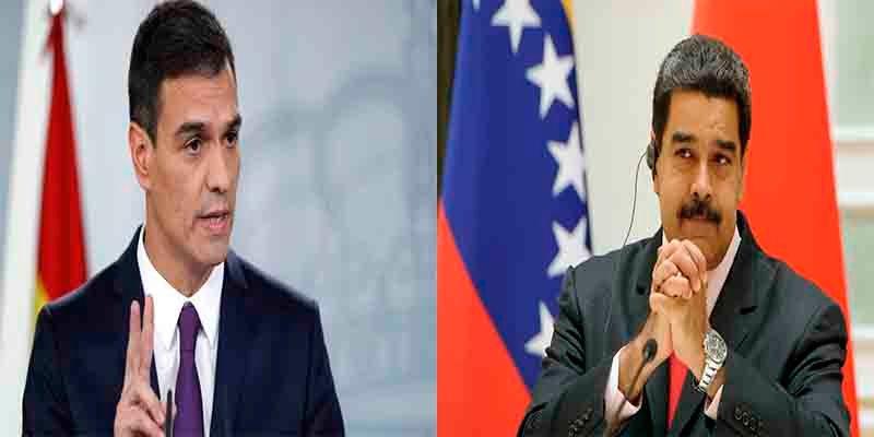 Venezuela: el socialista Pedro Sanchez oxigena la dictadura del chavista Maduro
