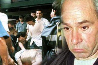 Sale de la cárcel, con gorra y pantalón corto, Santi Potros, el asesino que montó las mayores matanzas de ETA