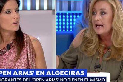 Beni falta el respeto a Cristina Seguí desde la supremacía moral e intelectual de la izquierda que ella cree representar