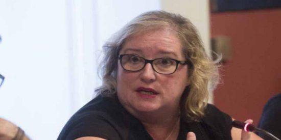 Esta senadora, a la que el 'líder supremo' Iglesias tiene enfilada, se querella contra Podemos por acoso laboral