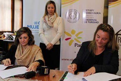 Senatur y ONU Mujeres fortalecerán el liderazgo femenino en el turismo comunitario