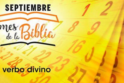 Septiembre, mes de la Biblia