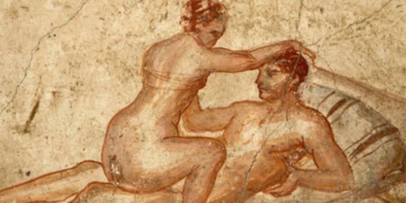 Tres 'aficiones' sexuales de la antigüedad que te dejarán patidifuso
