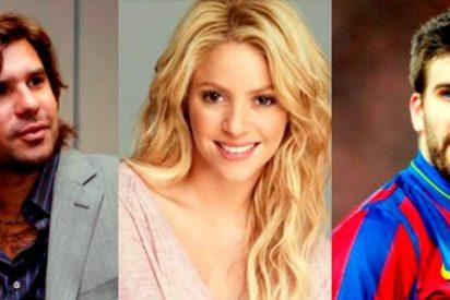 Shakira admite, por descuido, que puso los cuernos a Antonio de la Rua con Gerard Piqué