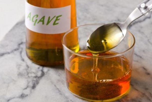 sirope de agave es rico en azúcar
