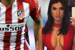Sofía Suescun le entra 'en plancha' a Ángel Correa, futbolista del Atlético de Madrid