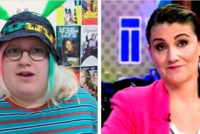 'Soy una pringada' carga despiadadamente de nuevo contra Carlota Corredera