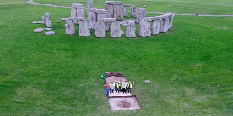 ¿Sabías que forasteros enterrados en Stonehenge levantaron el monumento?