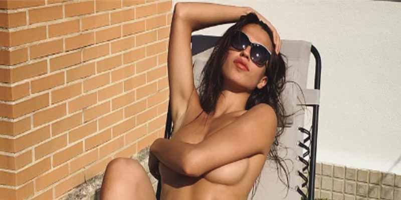 Sofia Suescun pillada en topless en Mykonos