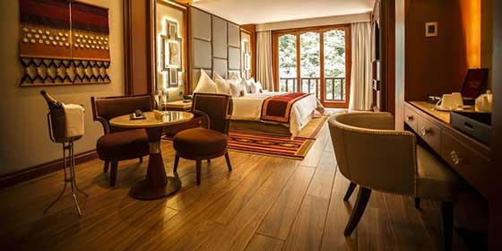 Uno de los mejores hoteles del mundo: Sumaq Machu Picchu Hotel