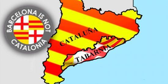 Tabarnia presenta en el Parlamento Europeo su proyecto para separar Tarragona y Barcelona de Cataluña