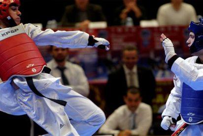 Así fue el momento en el que un joven cubano muere en una pelea de taekwondo