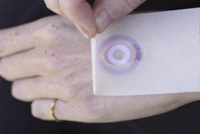 Así son los tatuajes inteligentes que te informan sobre tu estado de salud