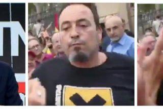 La Telemadrid de Podemos se solidariza con el cámara y no con el anciano al que le metió un puñetazo