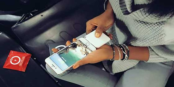 Gadgets de viaje: Tendo Charge, Cargador de emergencia desechable ...